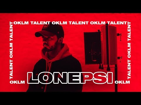 Youtube: Lonepsi – « Athéna » | #TalentOKLM