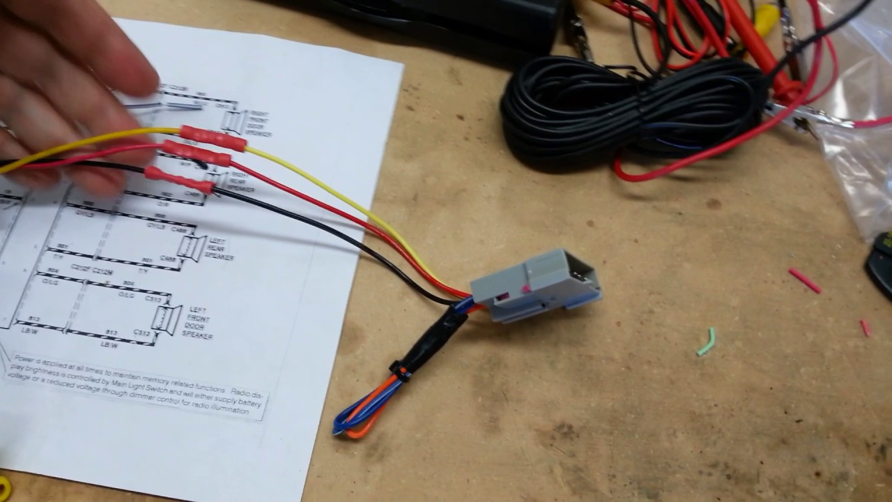 wiring the boss audio bv7284b mech less digital media receiver [ 1280 x 720 Pixel ]