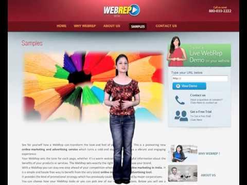 WEBREP ! SAMPLE-PAGE