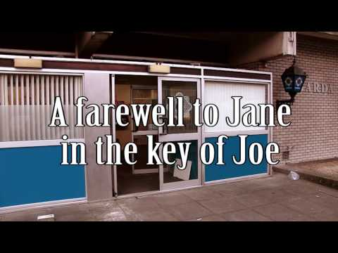 Farewell to Jane in the Key of Joe  Red Rock