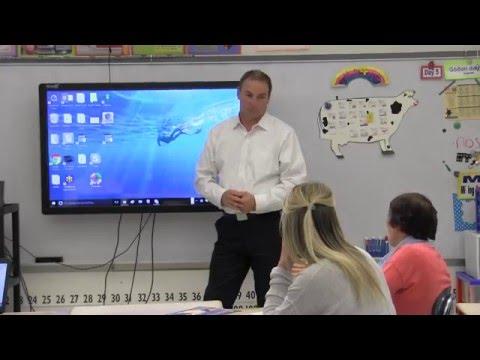TouchIT Training Wallingford Public Schools