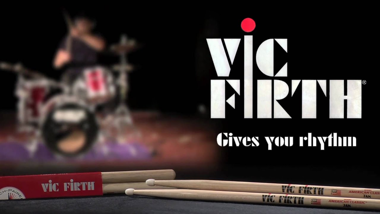 Vic Firth Commercial