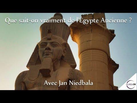 « Que sait-on vraiment de l'Egypte Ancienne ? » avec Jan Niedbala - NURÉA TV