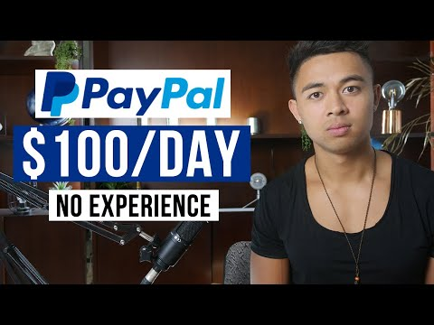 How To Make Money With PayPal In 2021 (For Beginners)