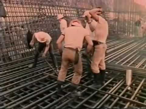 FILME Construção da Usina Hidrelétrica de Itaipu [RARIDADE]