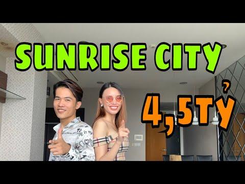 Review căn hộ cao cấp 4,5tỷ SUNRISE CITY QUẬN 7   LUXURY APARTMENTS
