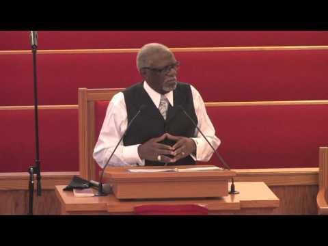 CHURCH PARTICIPATION- Rev John Gilmore