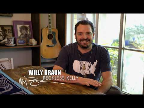 Reckless Kelly 'Bulletproof LIVE' Album Interview Mp3