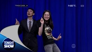 Tonight's Challenge - Abimana dan Laura Basuki menirukan adegan video