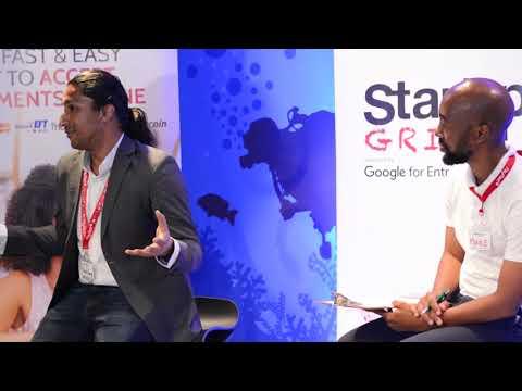Startup Grind Pretoria Present Meet The Investor - Zachariah George