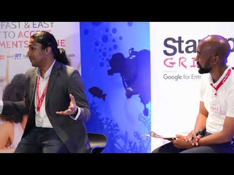 Startup Grind Pretoria Present Meet The Investor - Zachariah George