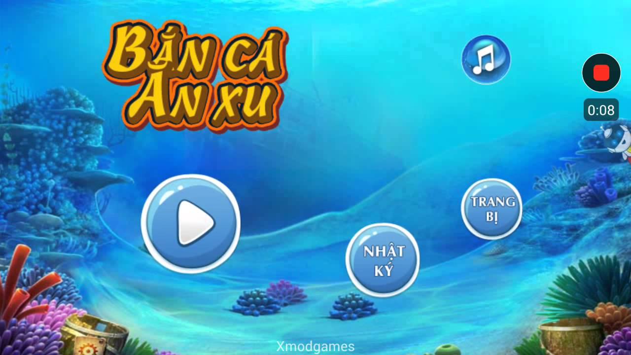 Giới thiệu game Bắn Cá Ăn Xu miễn phí