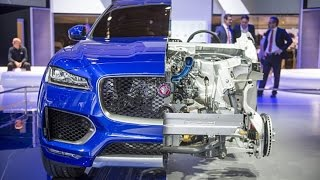 Jaguar SUV Offers Something Different: CEO