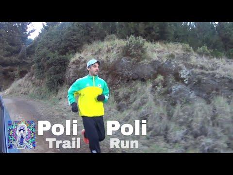 Poli Poli Run - Maui, Hawai