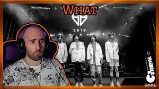 SB19 - WHAT [RAPPER REACTION]