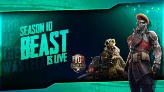 Road to 200 K | PUBG Mobile Live on Mobile