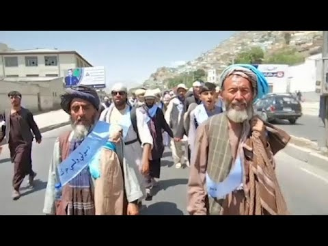 مسيرة سلام تصل إلى كابول والأفغان يقولون إن الحرب أنهكتهم…  - نشر قبل 19 دقيقة
