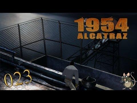Let´s Play 1954 Alcatraz #023 - Die Flucht kann beginnen  
