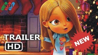 ALL I WANT FOR CHRISTMAS IS YOU Official Trailer 2017 Mariah Carey, Animation Movie HD