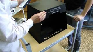 Видео урок - сборка бокса для системы MultiTesS