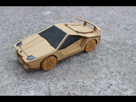 how to make super rc lamborghini diy how to make electric toy car youtube. Black Bedroom Furniture Sets. Home Design Ideas