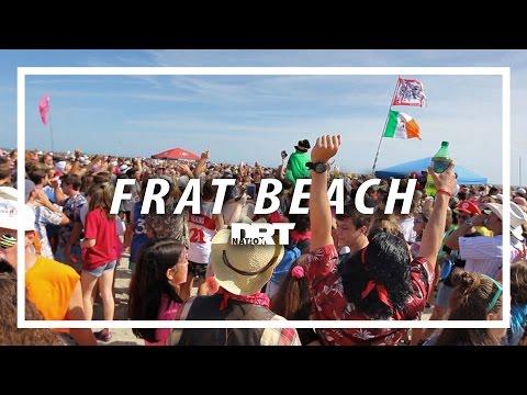 Georgia Florida - Frat Beach 2016