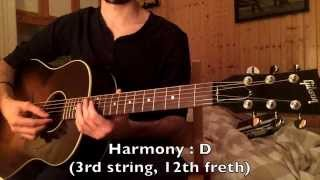 Only One - Kanye West ft. Paul McCartney (Guitar chords+Cover)