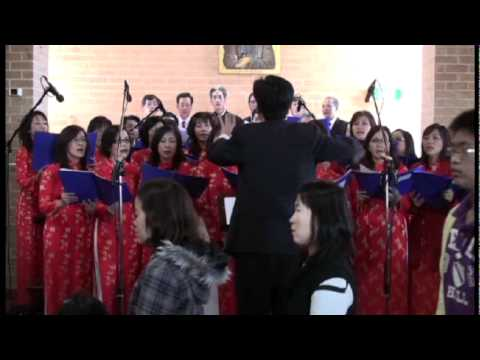 Chúa Trong Lòng Con (Lm. Thái Nguyên) - Ca đoàn Ngôi Ba