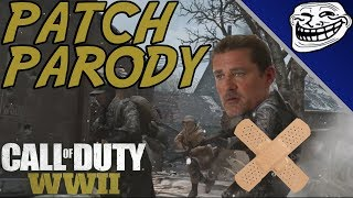 Call of Duty WWII Winter Siege Patch Parody: New Weapons, Winter Carentan Map Free