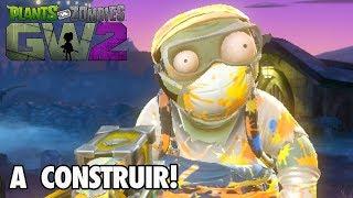 Pintor Constructor - Plants vs Zombies Garden Warfare