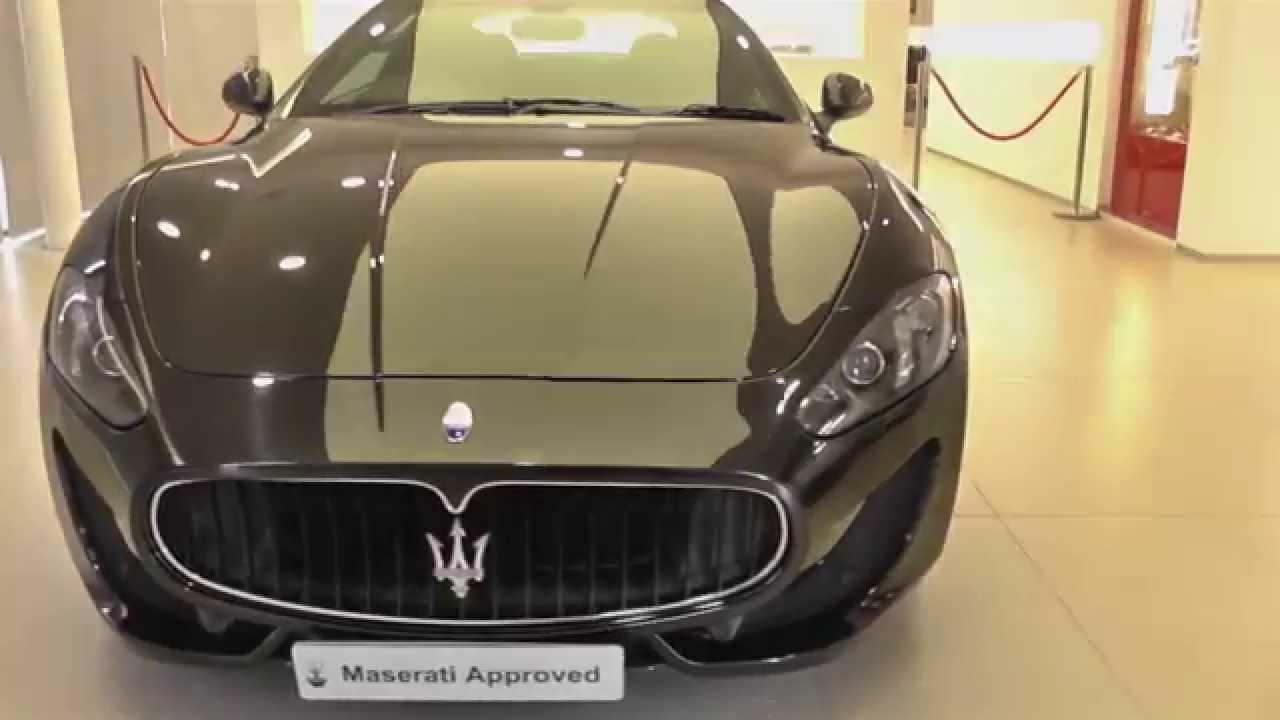 Jardine Motors Group | Maserati Gran Turismo S | Lancaster Maserati