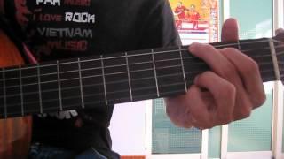 Ngày hôm qua (Bức Tường) - Hướng dẫn đệm guitar