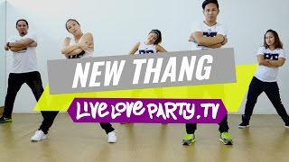 New Thang | Zumba Fitness | Live Love Party