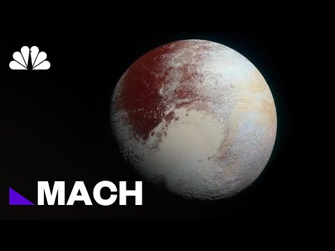 Pluto's Status: It's Complicated | Mach | NBC News