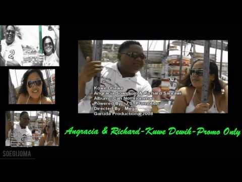Kuwe Dewe  -  Angracia & Richard (Pop Jawa-Suriname)