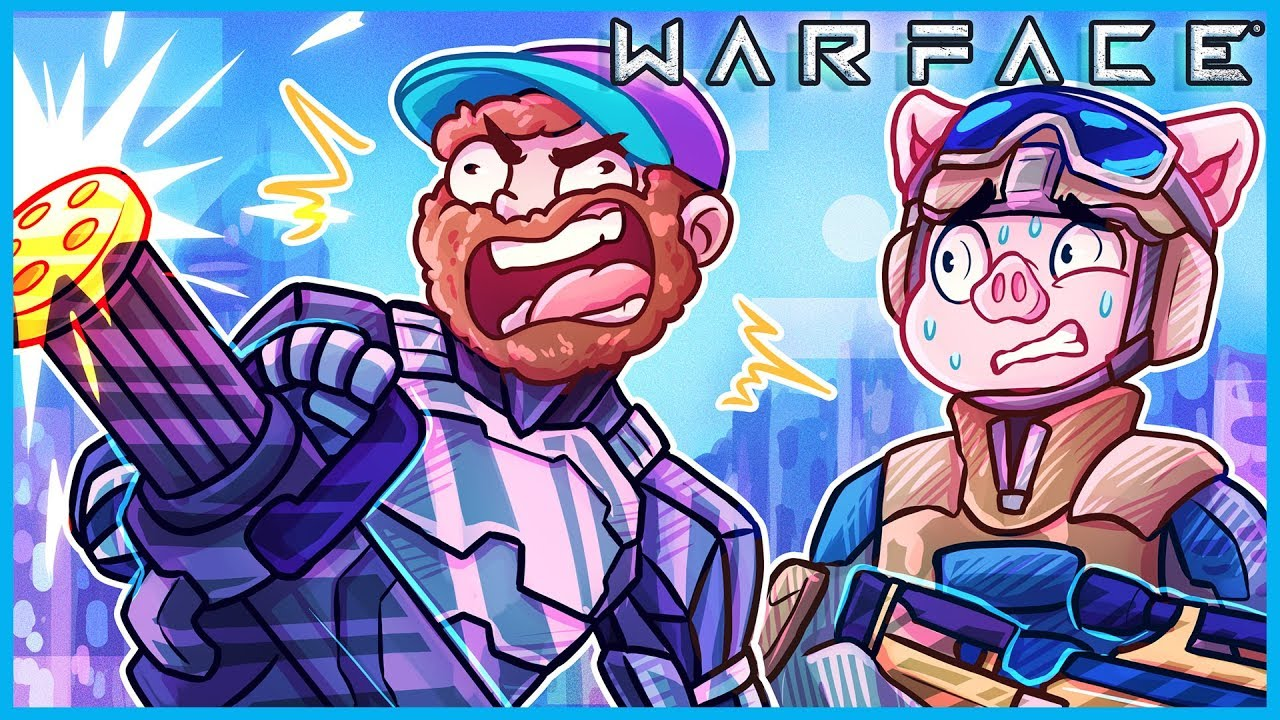 Warface moments where Legion makes me laugh the whole time... thumbnail