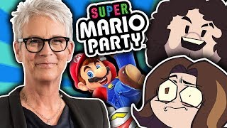 Playing Super Mario Party w/ JAMIE LEE CURTIS! thumbnail