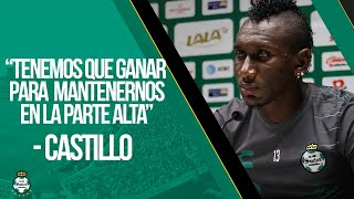 embeded bvideo Rueda de Prensa: Eryc Castillo - 16 Octubre