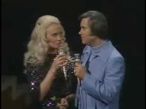 George Jones andTammy Wynette- Golden ring