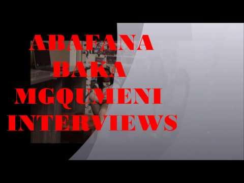 2016 DvD Abafana bakaMgqumeni, Lusanda noSmiselo interviews