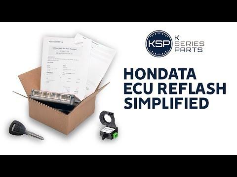 Hondata 02-04 Honda Civic Si ECU Reflash