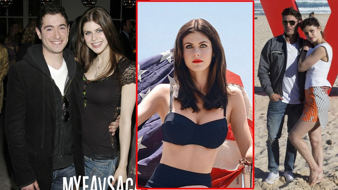 Alexandra Daddario Hot - Best Of - Vid o dailymotion