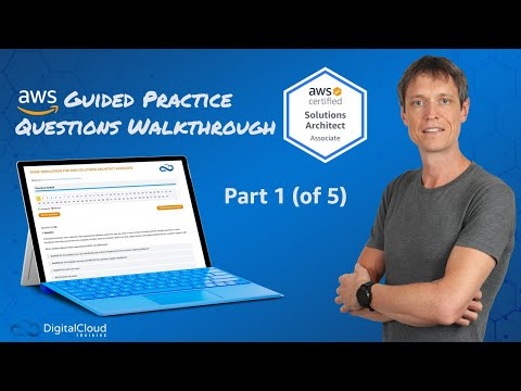 Practice Questions Walkthrough for the SAA-C02 - AWS Certified Solutions Architect Associate (1/5)