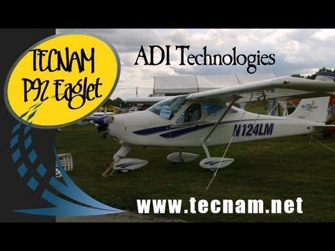 Eaglet, Tecnam P92 Eaglet, ADI Technologies, tecnam.net,