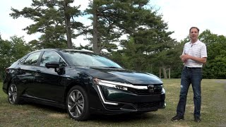 2018 Honda Clarity Plug-In| Full Review | Steve Hammes | TestDriveNow