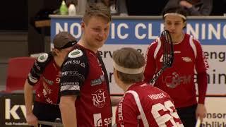 Frederikshavn vs Hvidovre - Floorball