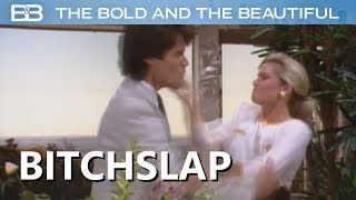 Caroline Breaks up with Ridge | 1987 | Ep.88 | The Bold and the Beautiful