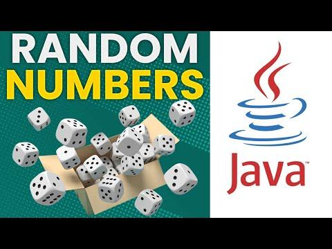 Random Numbers With Math.random() (Java Tutorial)