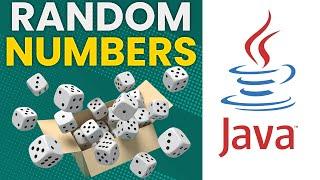 Random Numbers With Math random Java Tutorial