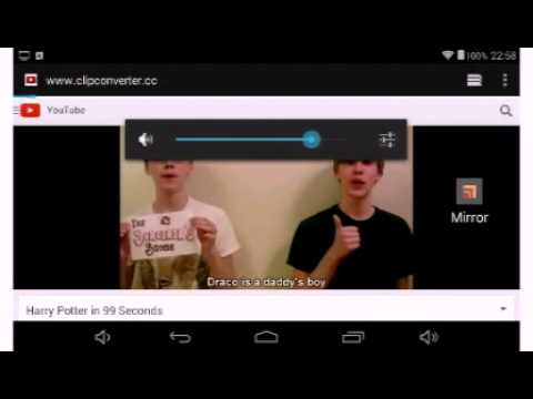 How To Download Videos/music On A Tablet/phone